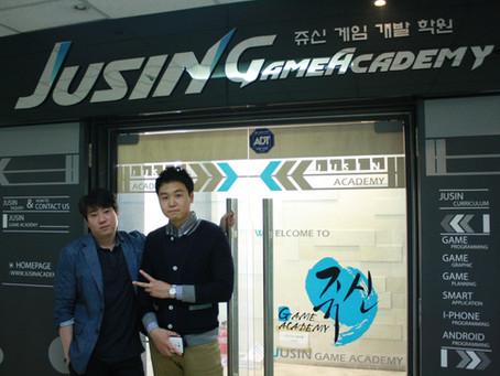 쥬신게임아카데미 게임프로그래머 채병길취업소식