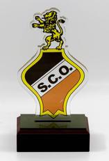 Troféu Acrílico - S.C.O.