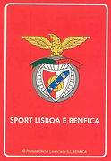 calendários Benfica
