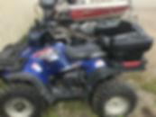 2004 Polaris sprortman 500