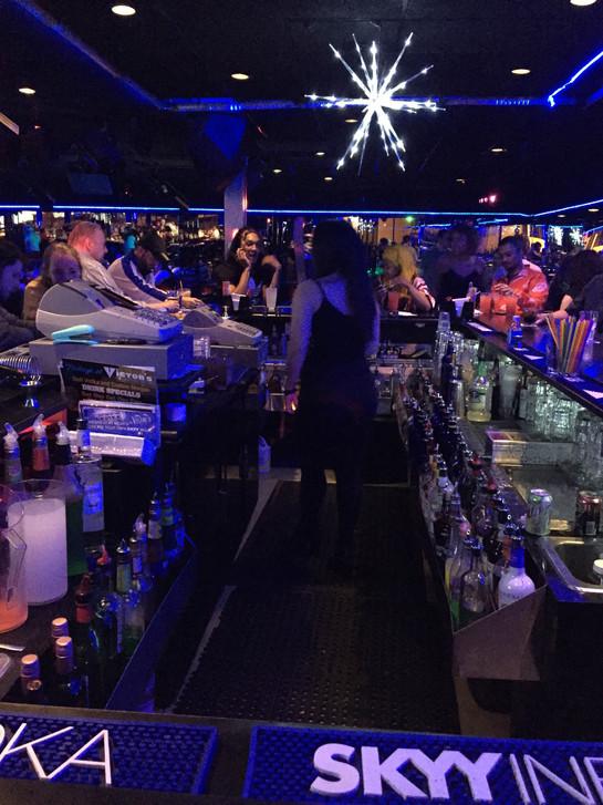 Back Bar