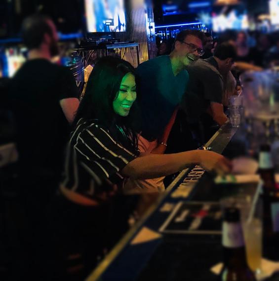 Front Bar Thursday Night