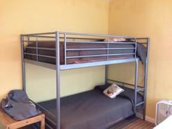 yellow room bunks