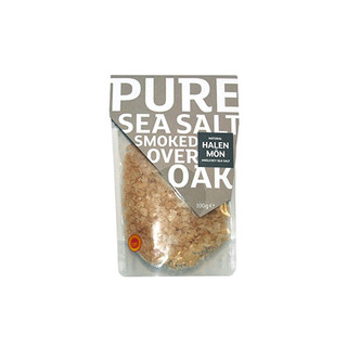 Oak Smoked Sea Salt