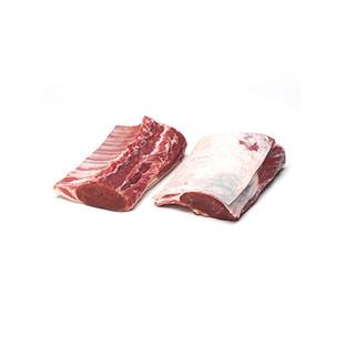 Welsh Lamb Rack Standard Cut