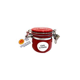 Chilli & Garlic Sea Salt Mini Red