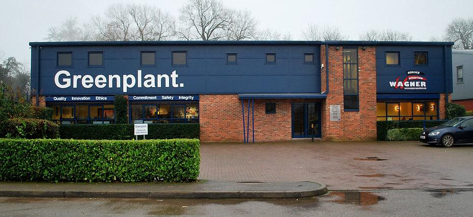 greenplant oxford