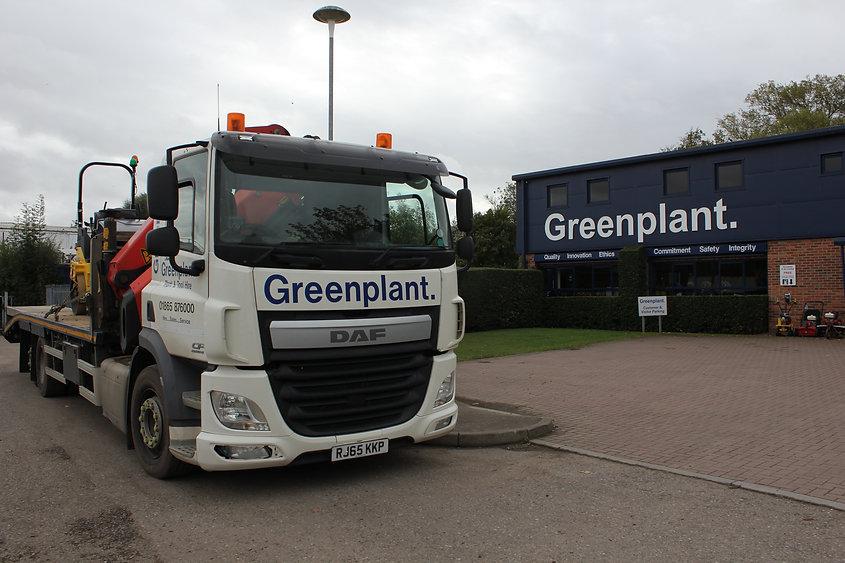 Oxford plant hire