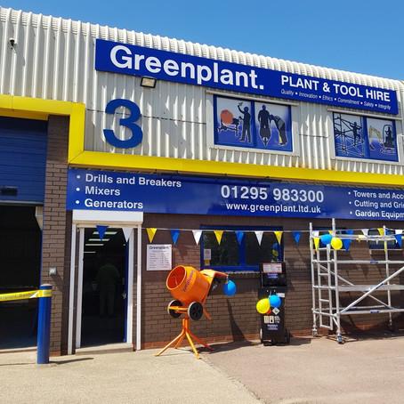 Greenplant Banbury depot opening a success!