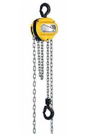 Block and Tackle (Chain Hoist)