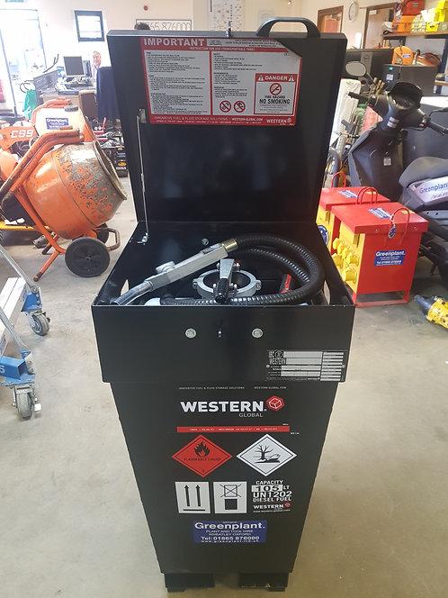 120L Diesel Mate Bowser