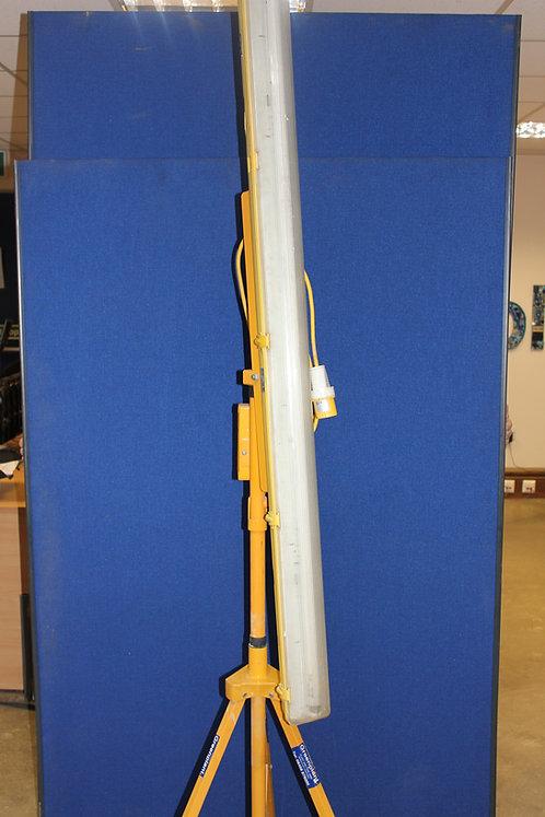 110V Plasterers Fluorescent Light