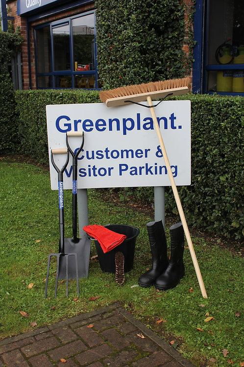 garden tool rental