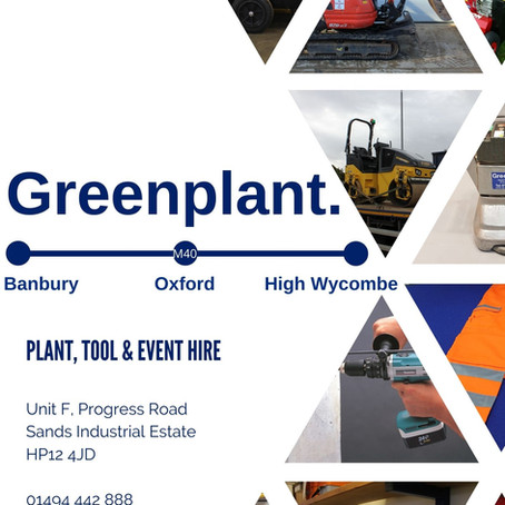 Greenplant High Wycombe Now Open!