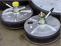 Pipe Stoppers