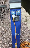 waterside utilities bollard