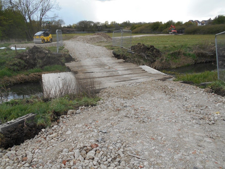 Construction begins on Haydon Hill Cycleway