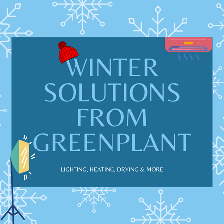 Winter Solutions from Greenplant