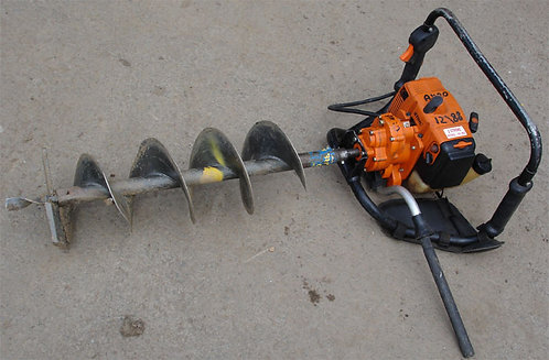 Post Hole Auger - Manual