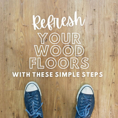 Refresh your floorboards with Greenplant.