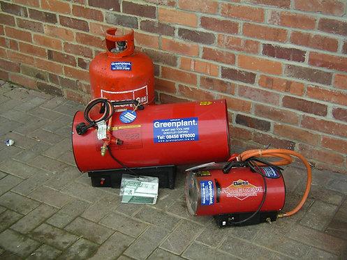 Propane Gas Heater 240V