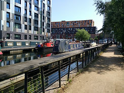 photo - New Islington Marina, July 2019