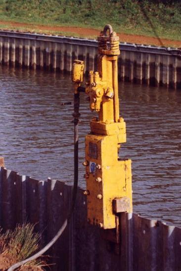 BSP Air Piling Hammer