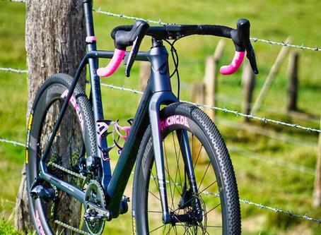 Gravel-Bike Blog: Rahmen und Geometrie