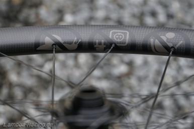 Lambda-Racing 29er MTB Carbon Laufraeder