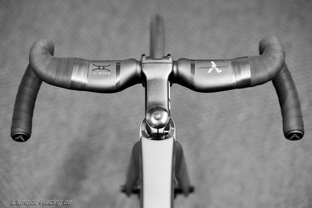 X-Wing als Bahnlenker (40cm Version) (10