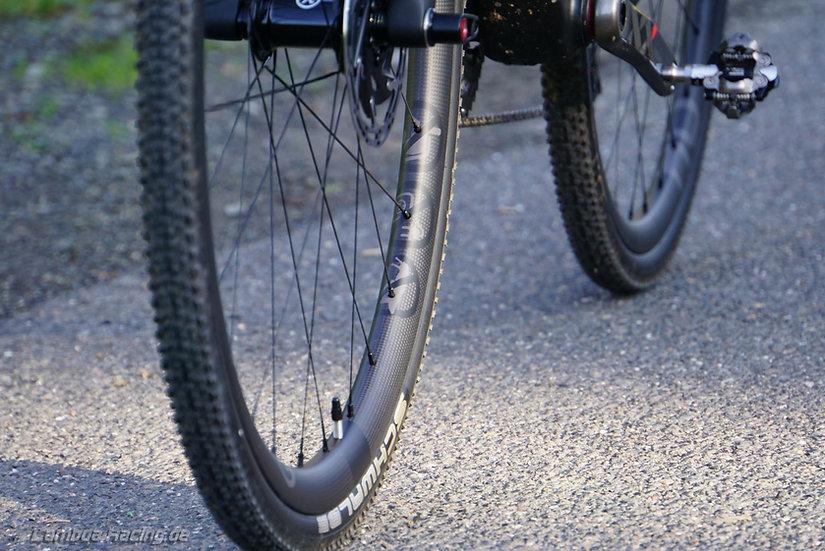 Gravel / MTB Carbon Laufradsatz