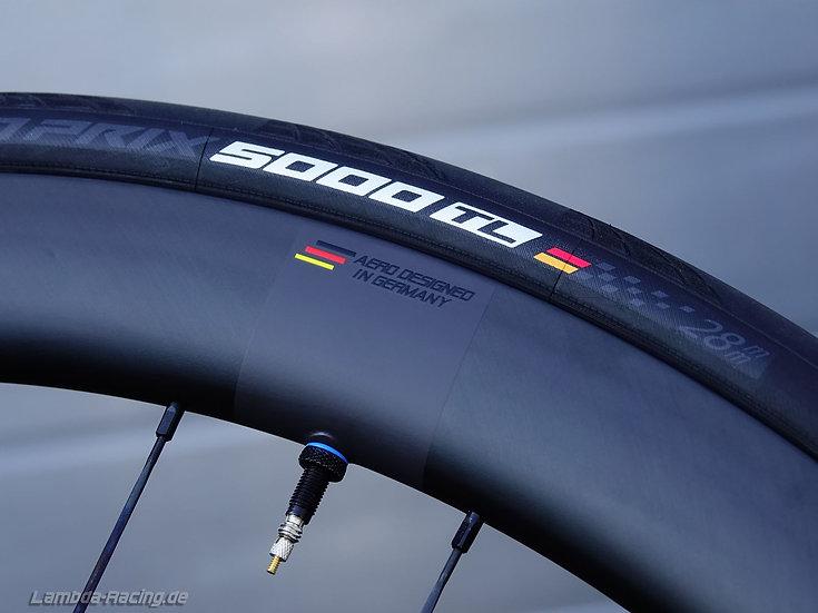 CONTINENTAL GP 5000 Tubeless Reifen (inkl. Montage und Dichtmilch)