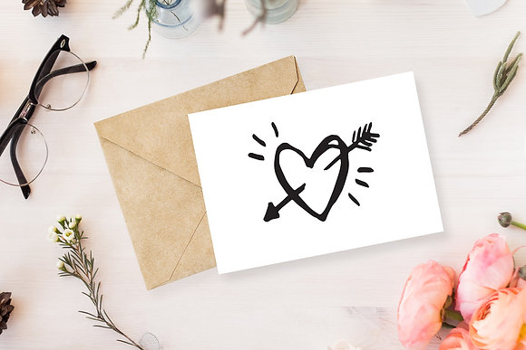 לב מאוייר