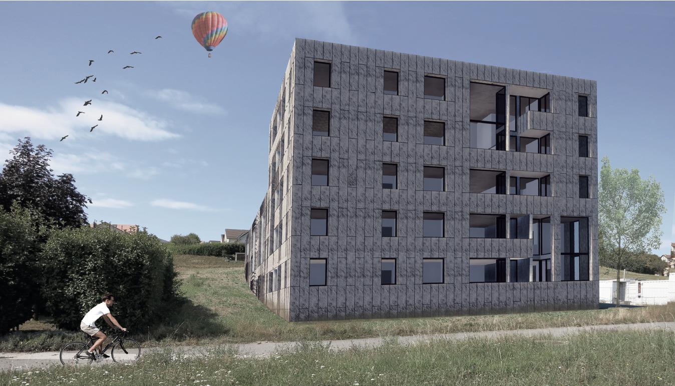 2ème Prix - Concours Active Housing