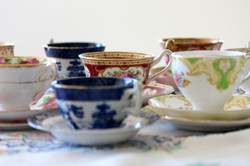 Tea Cups Group 2