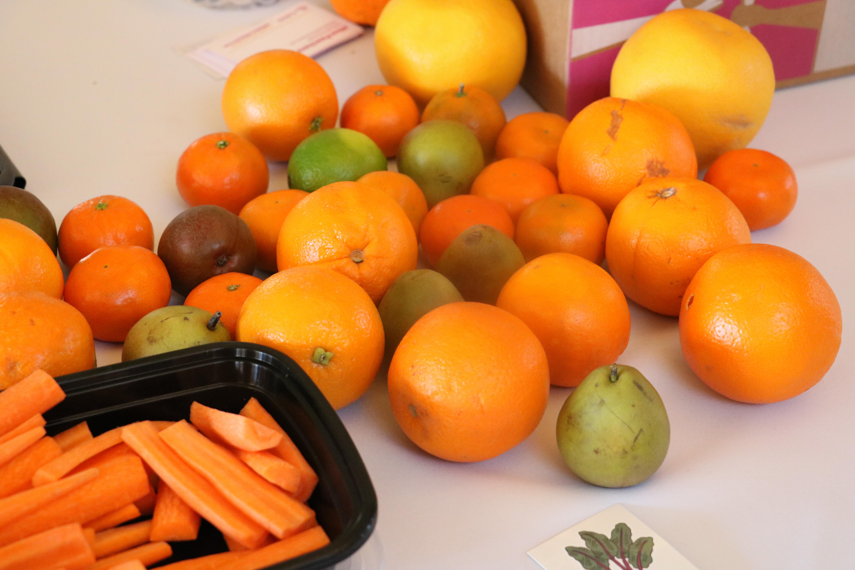 Imperfect oranges