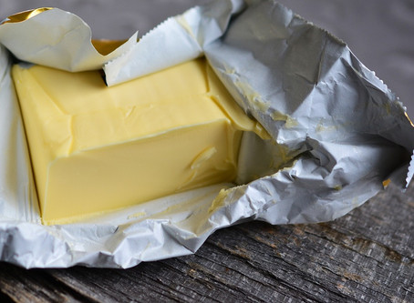 Scientists at Cornell University develop butter spread that's 80% water