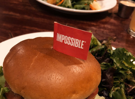Plant-based burgers growth driven by meat eaters and access