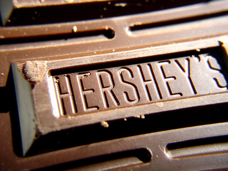 New Hershey Co products on the way