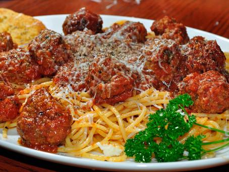 Food Fun: Amateur to Food Scientist – Spaghetti and Meatballs