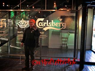 Visiting Carlsberg Brewery