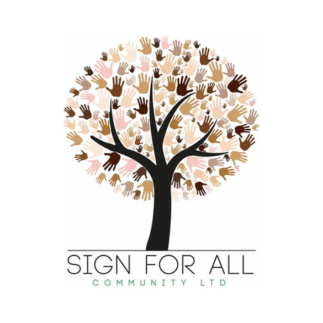 Sign for All Community LTD Blog.