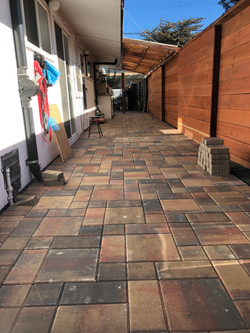 Interlock pavers