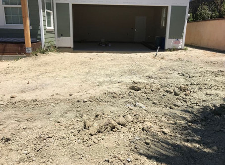 Permeable pavers and Landscape renovation (Pinole, CA)