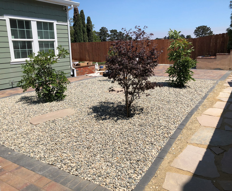 landscape conversion