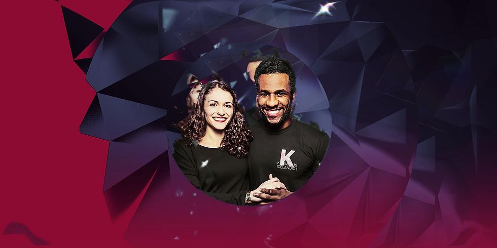 Kizomba - Improvers   April-May 2019