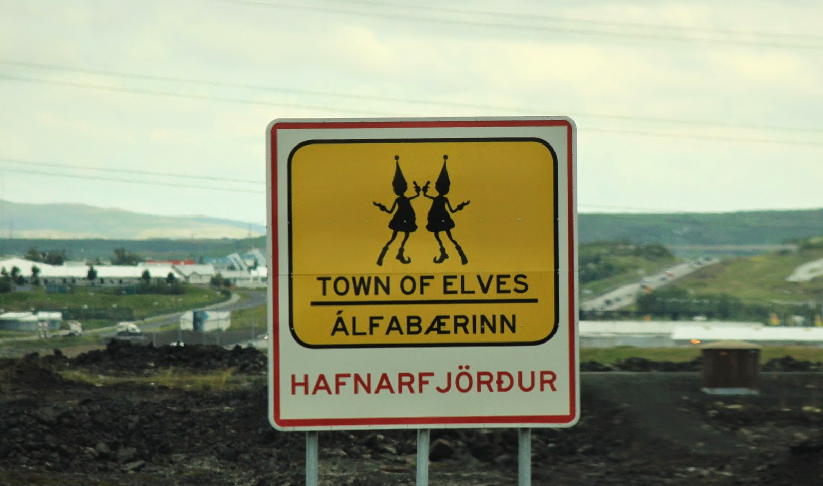 Town of Elves - Hafnarfjörður
