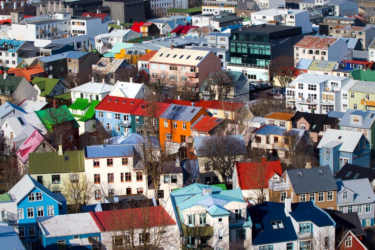 Roof of Reykjavik