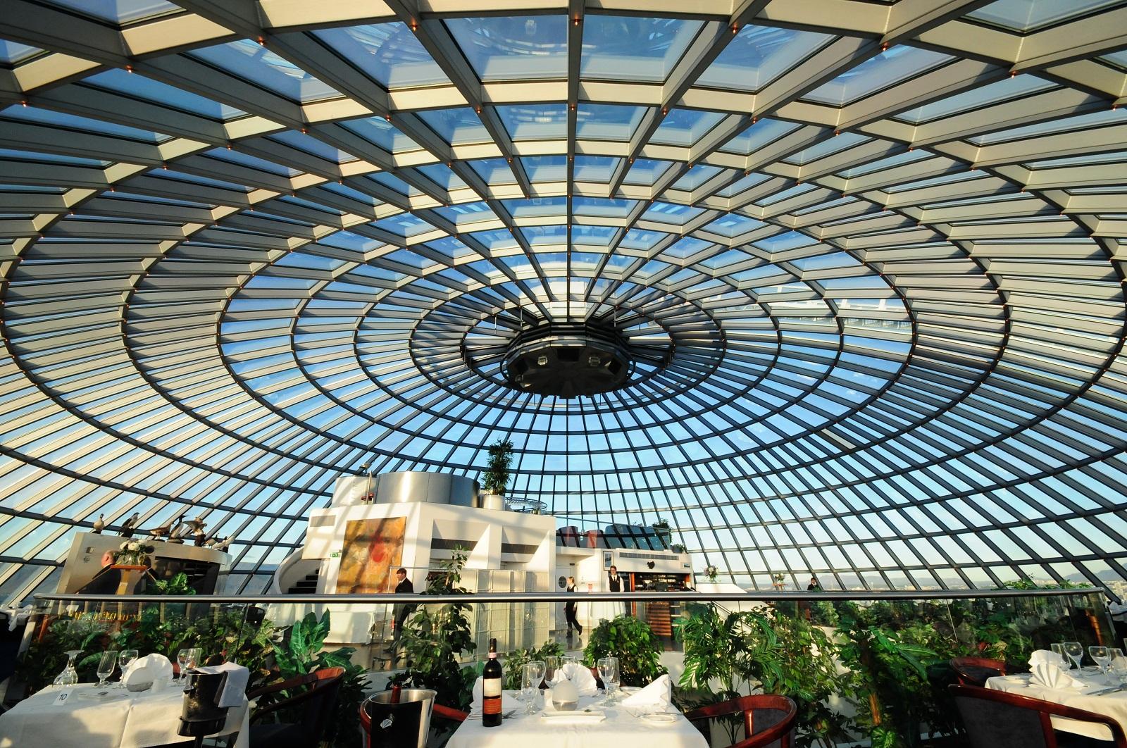 Perlan Dome