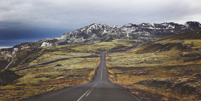 On the Road to the Golden Circle